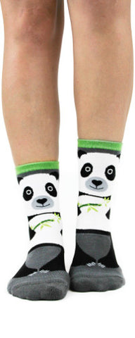 Panda Slipper Socks Women's