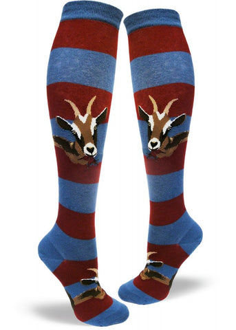 Hungry Goats Women's Knee Highs