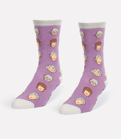Golden Girls Women's Crew Socks