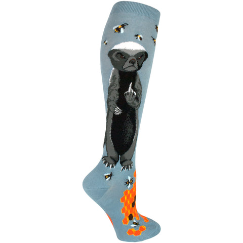 Honey Badger Women's Knee Highs