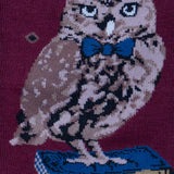 Reading Is A Hoot Women's Crew