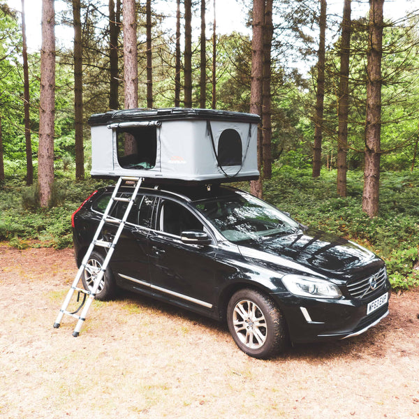 Roof Tent VS Ground Tent