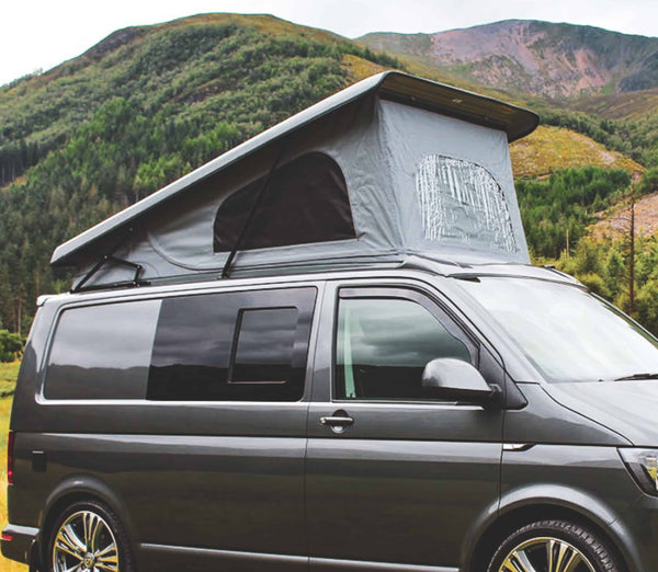 Roof Tent VS Pop Top Camper Roof