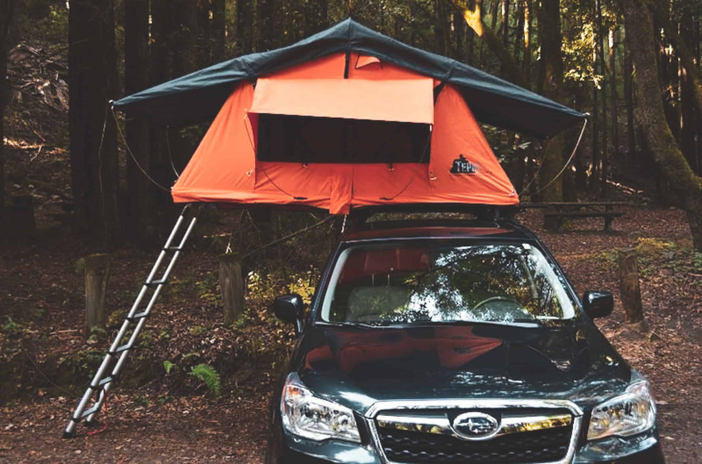 Soft Shell Roof Tent