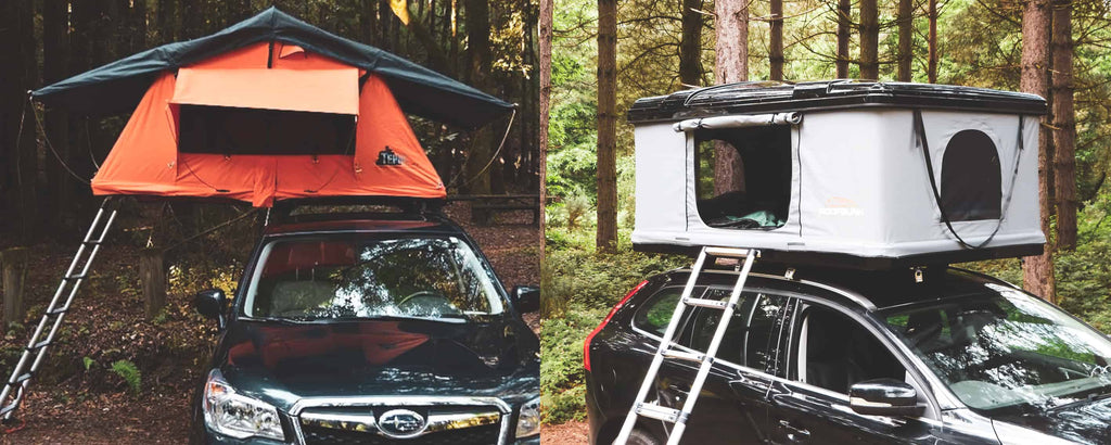 What Is A Roof Top Tent?