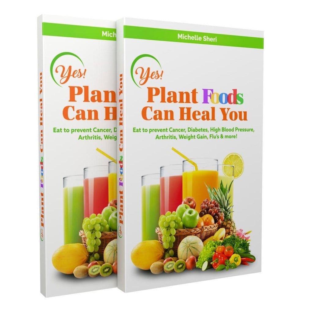 Yes, Plant Foods Can Heal You! 📚 Paperback