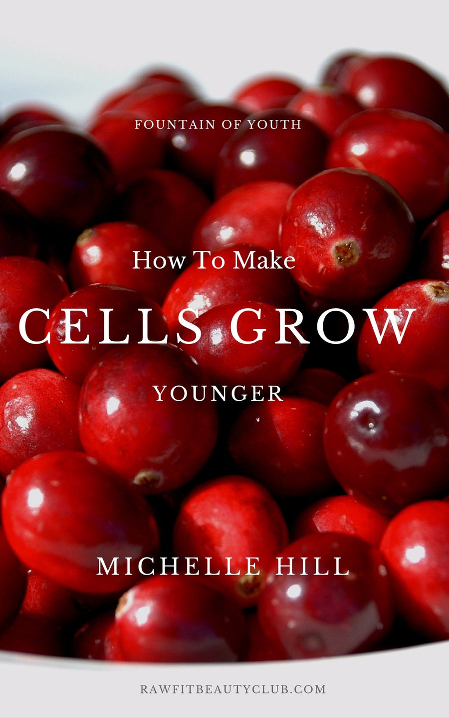 Grow Younger Anti-Aging e-Book