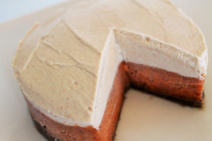 RAW Carrot Cake w/Vanilla Icing Recipe e-Book