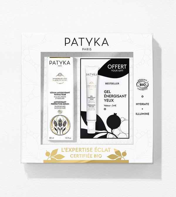 Patyka - THE RADIANCE DUO -  Antioxidant Perfecting Serum & Energising Eye Gel FOR FREE