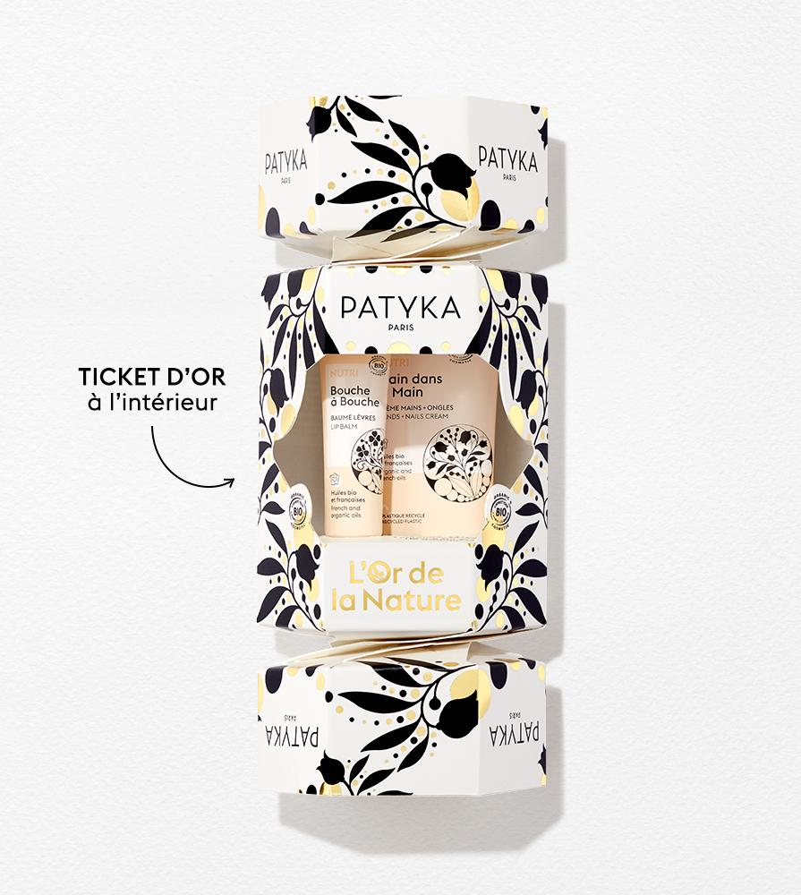 Patyka - Hand Cream + Lip Balm Cracker