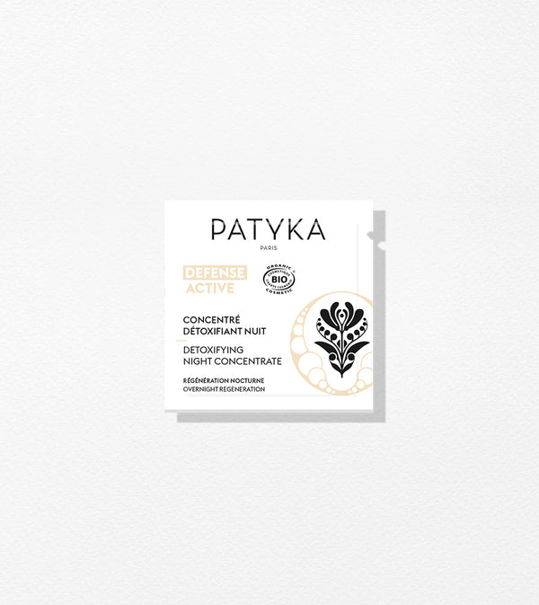 Patyka - Detoxifying Night Concentrate (1 ml)