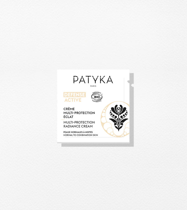 Patyka - Multi-Protection Radiance Cream - Normal to combination skin (1,5 ml)
