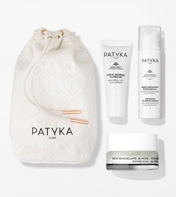 Patyka - Pouch anti-ageing ritual for a month