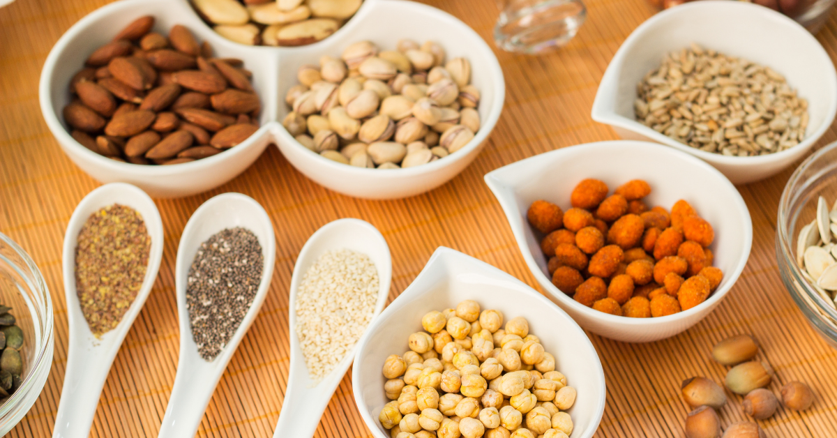 nuts and seeds for keto diet