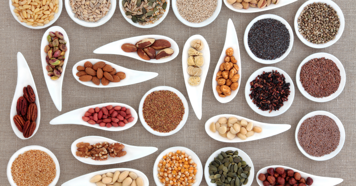 nuts and seeds keto diet