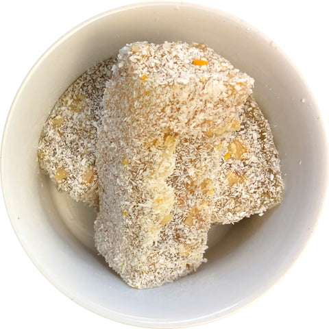 Turkish Delight - Apricot Walnut Coconut
