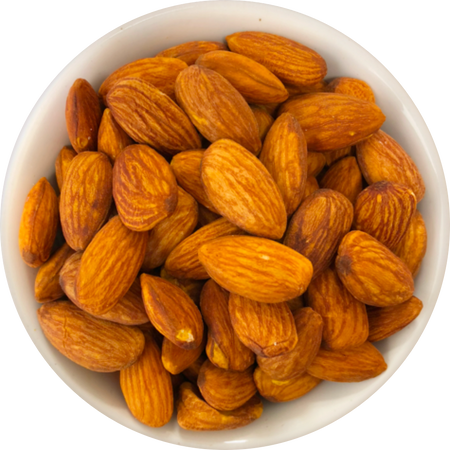 Almonds - Saffron & Double-Lime
