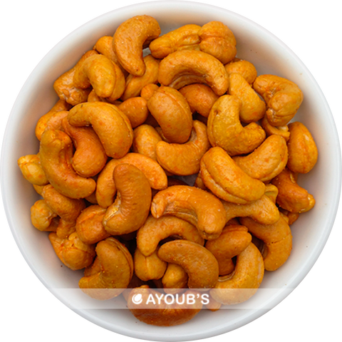 Cashews - Curry