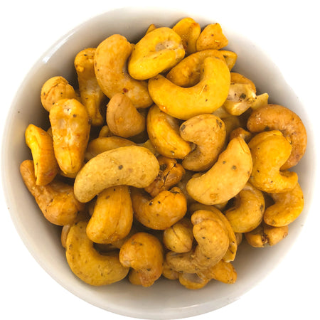 Cashews - Greek Style