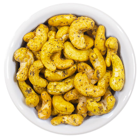 Cashews - Lime & Pepper