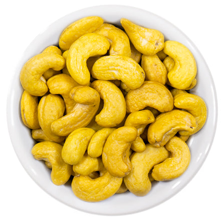 Cashews - Lime & Saffron