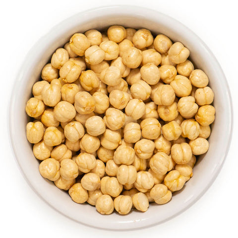 Soft Roasted Chickpeas - Lightly Salted