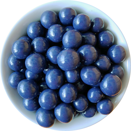 Blue Chocolate coated Blueberries