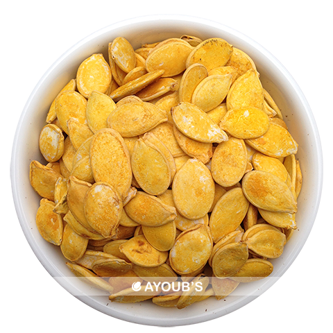 Chubby Pumpkin Seeds - Garlic