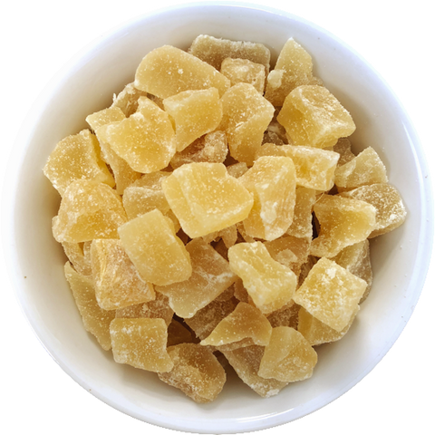 Ginger - Sugar-Infused Chunks