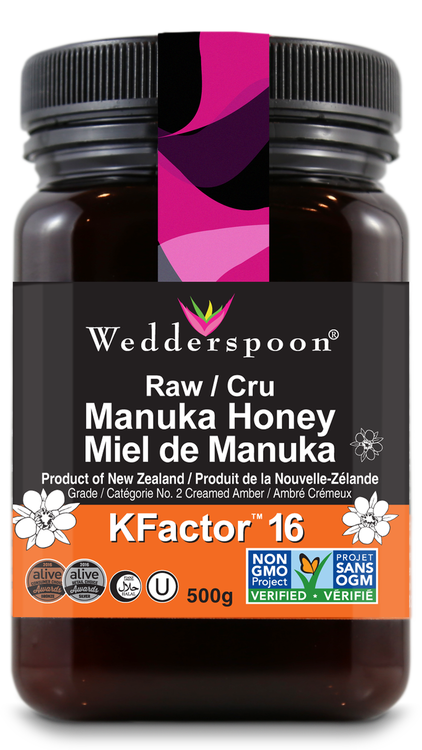 Honey - Manuka K Factor 16 - 500g