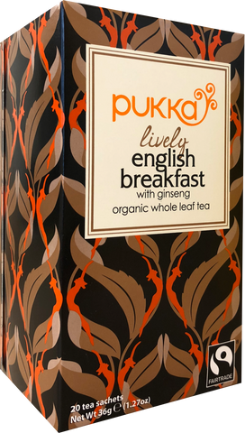 Lively English Breakfast Tea
