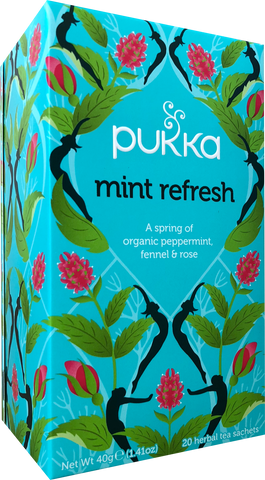 Mint Refresh Tea