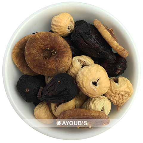 Mix Dried Figs