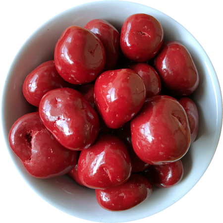 Red Chocolate Cherries