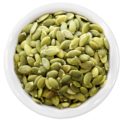 Pumpkin Seeds - Raw Skinned (Organic)