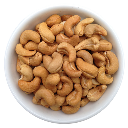 Cashews - Roasted / Salted
