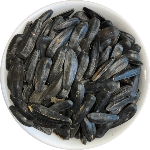 Sunflower Seeds - Black - Raw