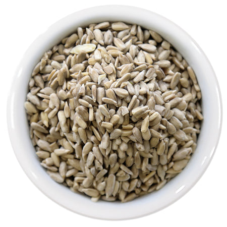 Sunflower Seeds - Raw Skinned (Organic)