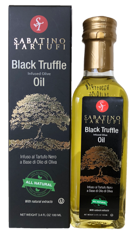 Truffle Oil - Black