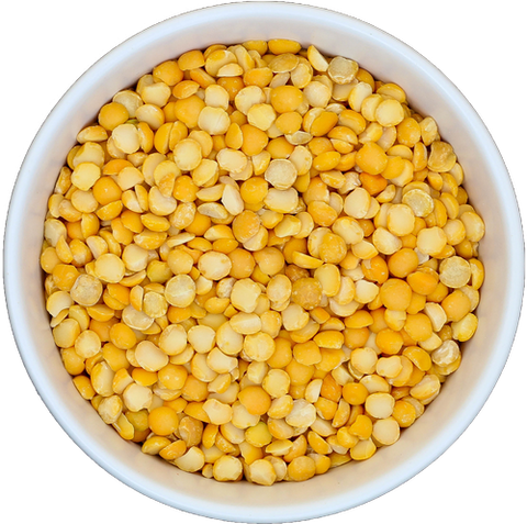 Yellow Split Peas ( Organic )