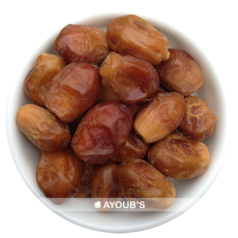 Dates - Brown