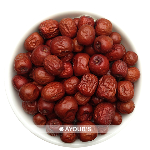 Jujubes, also known as Red Dates