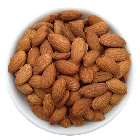 Almonds - Lightly Salted (90% Less Salt)