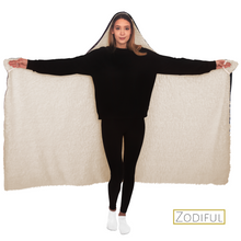 Load image into Gallery viewer, House Libra | Hooded Blanket