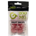 good cbd - cbd store - 200mg fruit drops