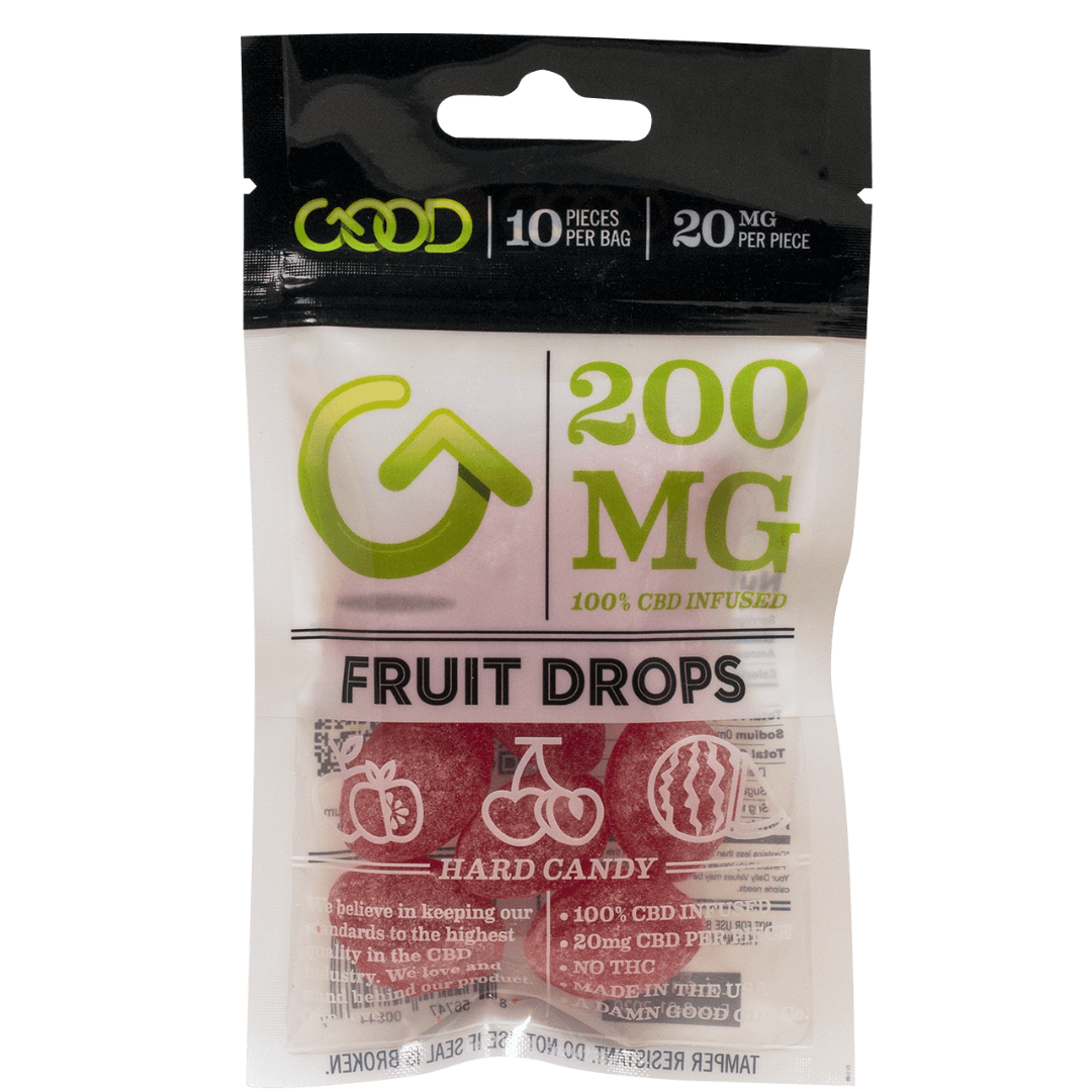 Good CBD | CBD Fruit Drops