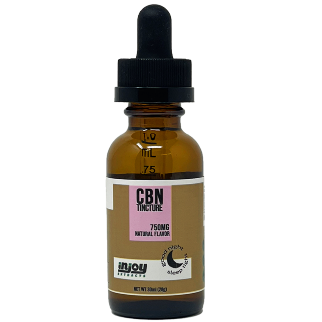 Injoy Extracts | CBN | Oil Tincture