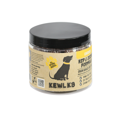 Kewl K9 | CBD Dog Treats | Hip & Joint Formula 250mg