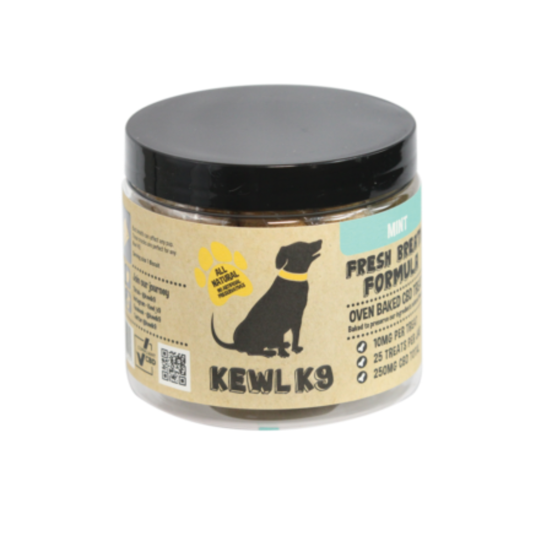 Kewl K9 | CBD Dog Treats | Fresh Breath