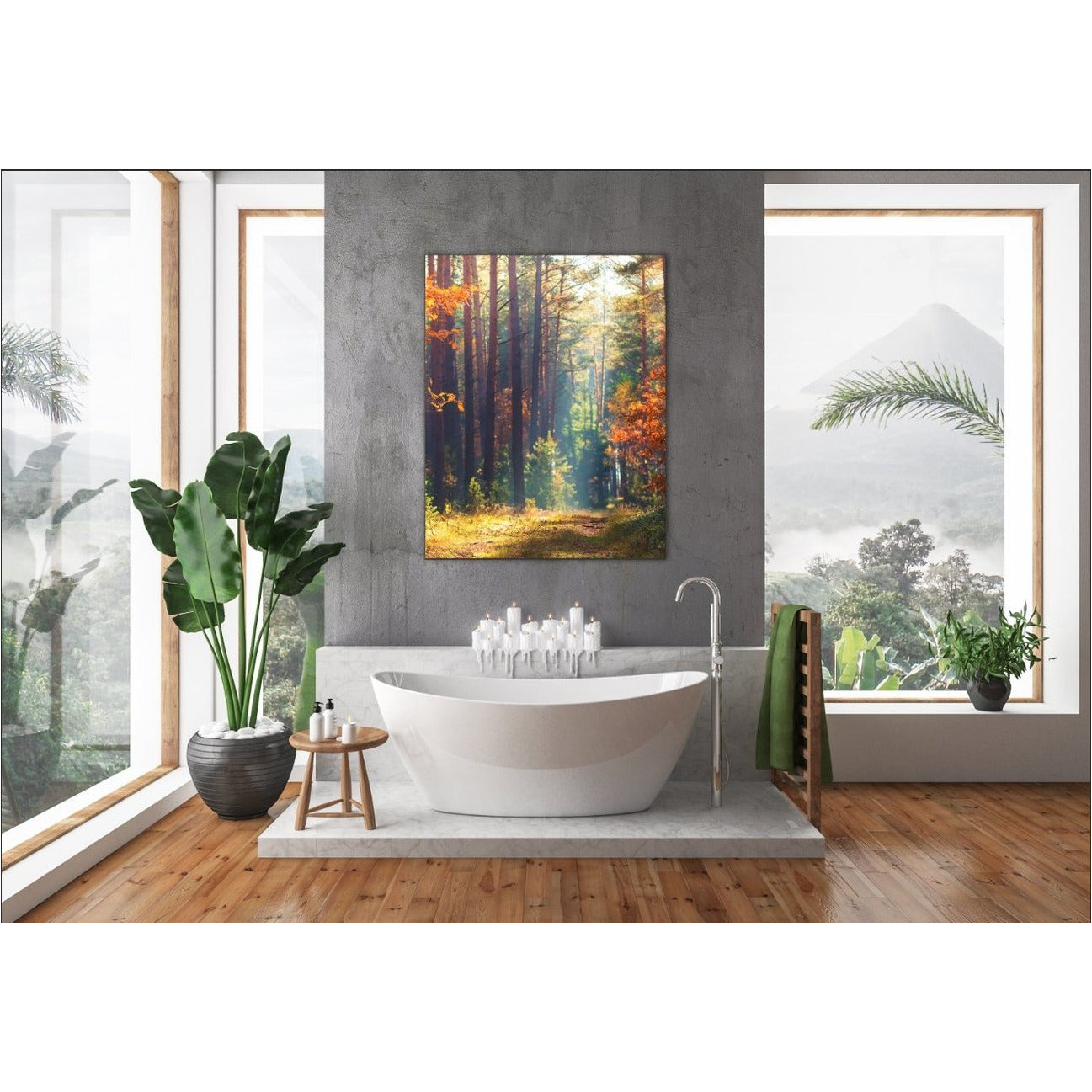 Portrait Canvas freeshipping - Beautiful Spaces Store